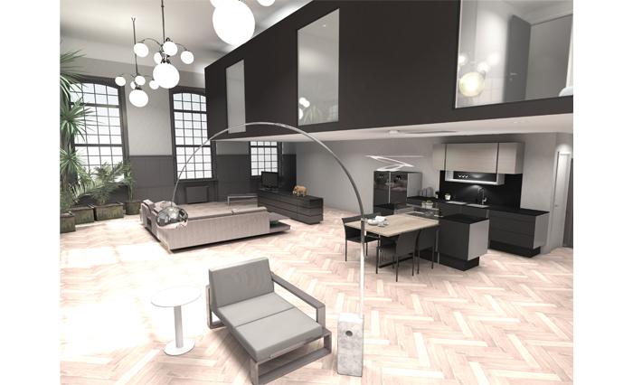 Projet en cours alba design architecture d 39 int rieur for Cours en design interieur
